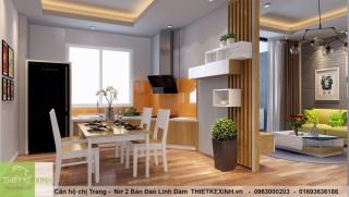 Chị Trang - Nơ 2 Bán đảo LINH ĐÀM